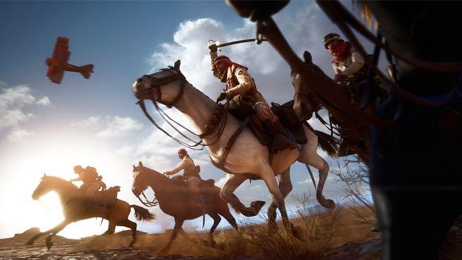 battlefield-1-atlı-oynanış