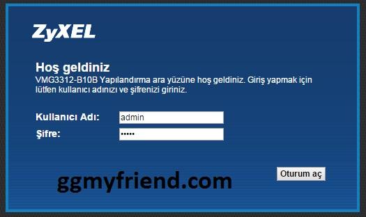 zyxel-marka-modem-sifre-degisterme