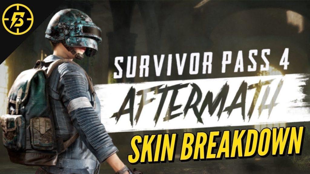 PUBG Survivor Pass 4 Aftermath
