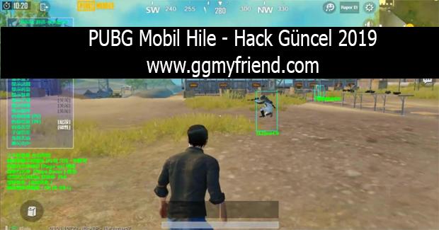 PUBG Mobil Hile - Hack Güncel 2019