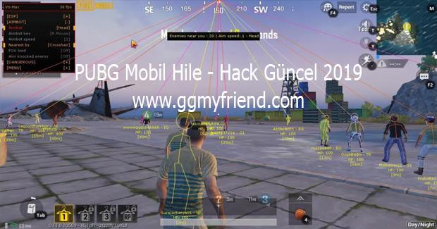 PUBG Mobil Hile - Hack Güncel